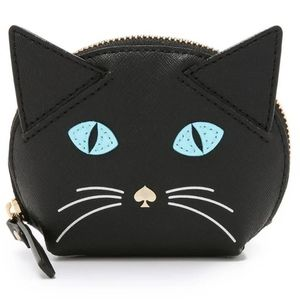 ✨Sale✨ Kate Spade Cat's Meow Coin Purse